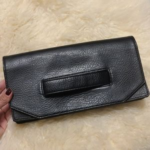 Matt & Nat Black Clutch